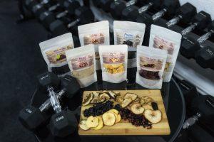 Aluneasa Arome Din Calimani Fructe Bio Deshidratate