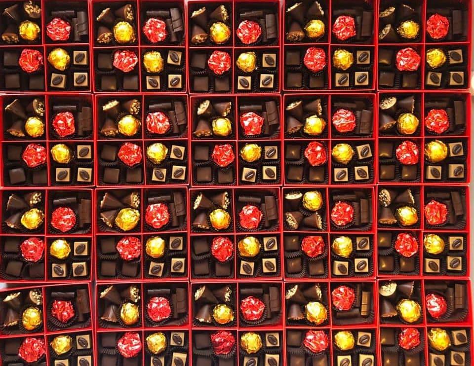 Ciocolată Rom De La Corinne Chocolat, Un Desert Special Pentru Momentul Tău De Răsfăț