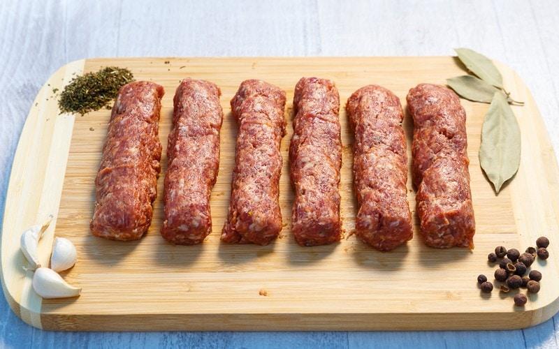 MICI (vita Black Angus si porc Mangalita) 1 kg