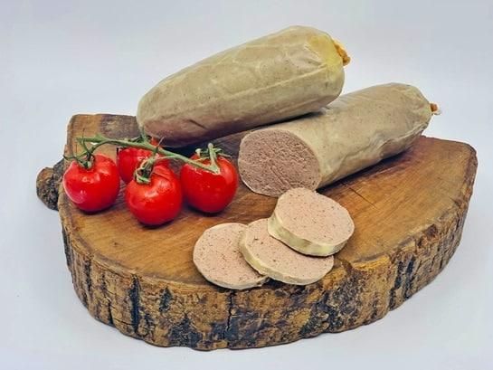 Pate de porc mangalita 500 gr