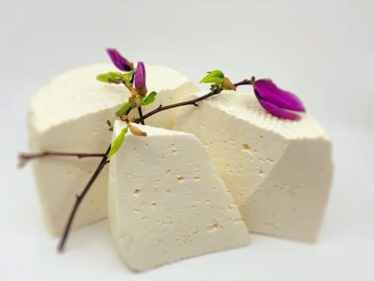Branza de Covurlui lapte de capra 1 kg