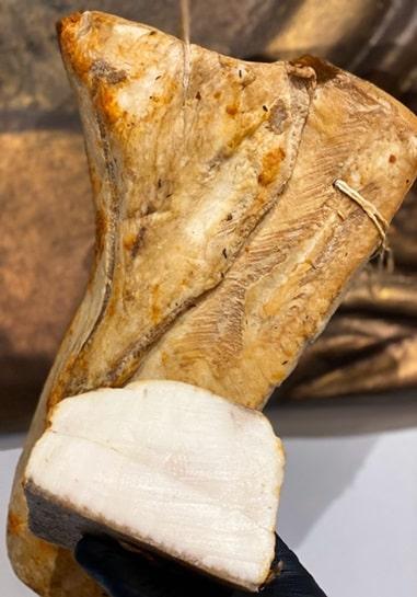 Slaninuta taraneasca ZIMBRIA (porc Mangalita) 500 g