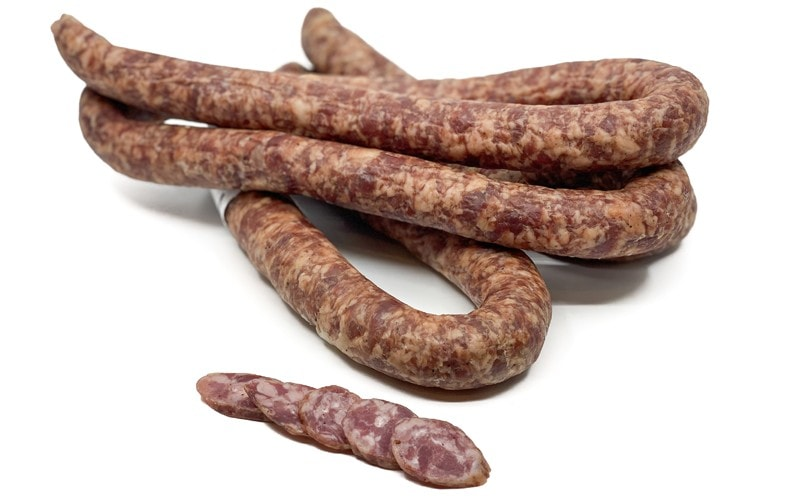 Carnati Mangalita semiafumati 500 g